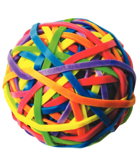 Boules d'élastiques 70g...