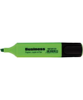 Surligneur large vert