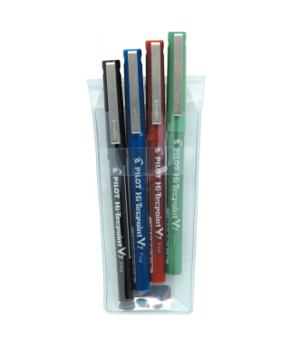 Pochette de 4 stylos V7...