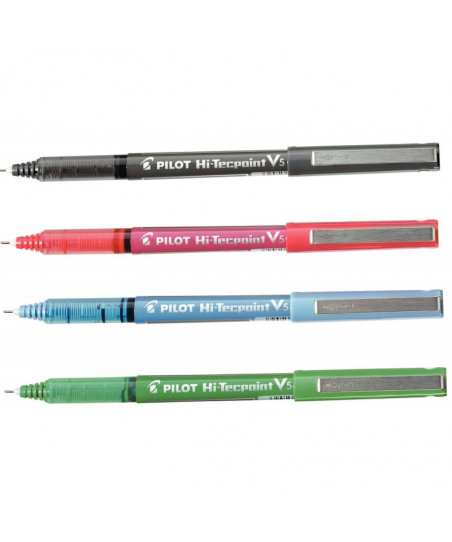 Pochette de 4 stylos V5...