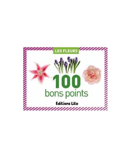 Boite de 100 images Les fleurs