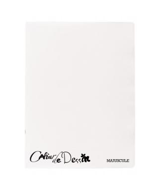 Cahier de dessin 48 pages...