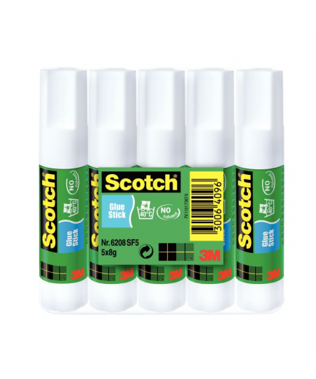 """Bâton de colle """"Scotch"""" 8G,..."""