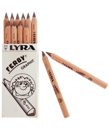 Crayon graphite Ferby...