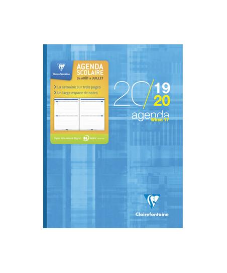 Agenda When 17  17x22, 1...