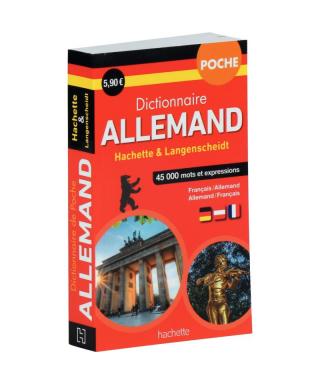 Dictionnaire de poche...