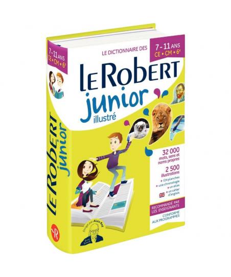 Dictionnaire Le Robert...