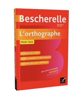 """Bescherelle l""""orthographe..."""