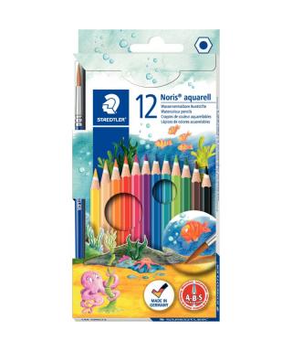 Etui de 12 crayons de...