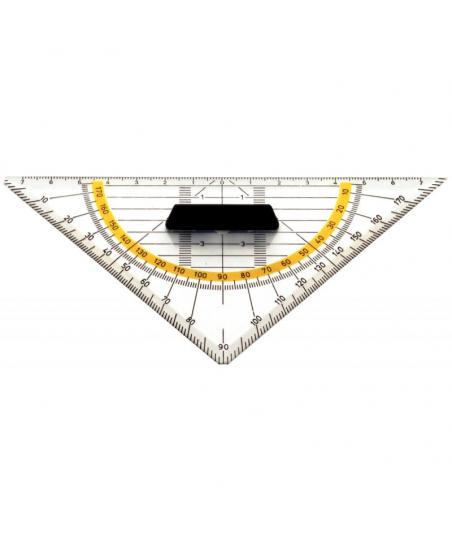 Equerre géométrique 16 cm